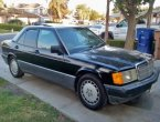 1991 Mercedes Benz 190 (Black)
