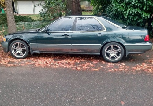 Cheap Car Portland Or Under 2k Acura Legend Gs 94 By Owner