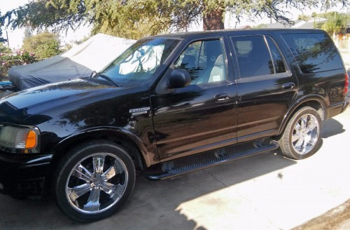 00 Ford Expedition Xlt 2k Or Less Bakersfield Ca By