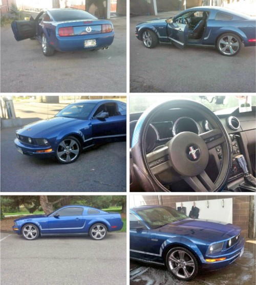 '07 Ford Mustang GT In Denver CO $6000 Or Less (By Owner