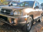 2005 Hyundai Santa Fe under $3000 in Georgia