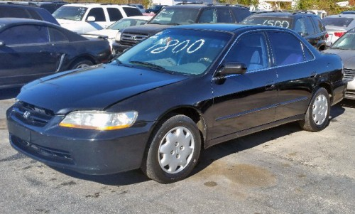 39 98 honda accord under 2000 in macon ga black for Honda macon ga