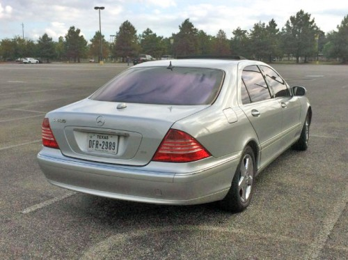 Mercedes benz s class classic by owner in tx under 5000 for Mercedes benz for sale under 5000