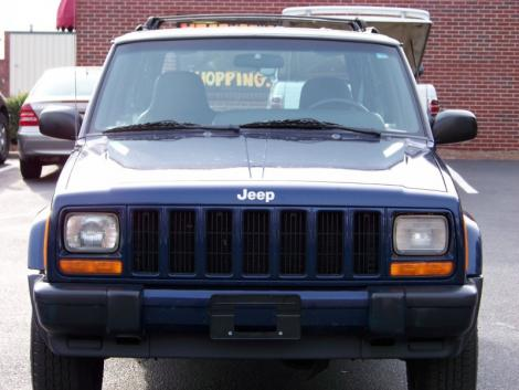 2001 jeep cherokee sport for sale in raleigh nc under 6000. Black Bedroom Furniture Sets. Home Design Ideas