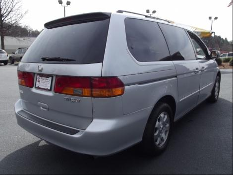 2004 Honda Odyssey EX-L For Sale Under $7000 in Raleigh NC ...