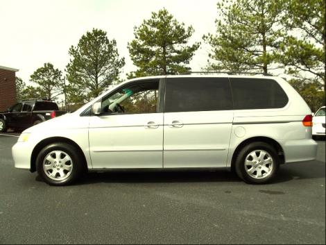 2004 Honda Odyssey EX-L For Sale in Raleigh NC Under $7000 - Autopten.com