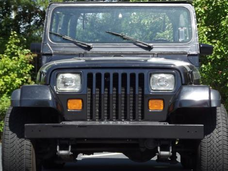 Photo #6: crossover: 1993 Jeep Wrangler (Black)