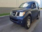 2006 Nissan Pathfinder in FL