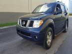 2006 Nissan Pathfinder in FL