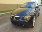 2007 BMW 650 under $13000 in Florida