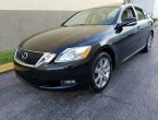 2011 Lexus GS 350 in Florida