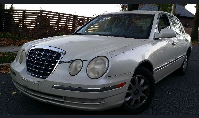 2004 Kia Amanti Sedan For Sale By Owner In Nj Under 2000