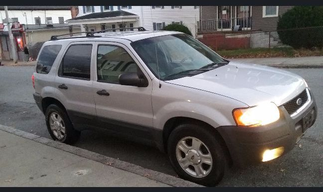 2004 ford escape suv for sale by owner in ma under 3000. Black Bedroom Furniture Sets. Home Design Ideas