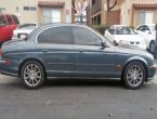 2001 Jaguar S-Type (Dark Blue)