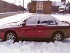 2002 Oldsmobile Intrigue (Burgendy)