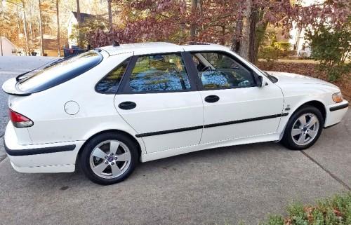 Cheap Car 500 Atlanta Ga 02 Saab 9 3 By Owner Fixer