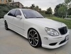2004 Mercedes Benz S-Class under $8000 in California