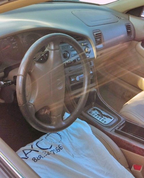'99 Acura TL For Sale, $1500 Or Less, San Jose CA, By