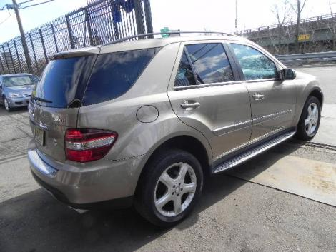 Cheap Cars For Sale In Nj >> 2008 Mercedes Benz ML-Class ML350 For Sale in Paterson NJ Under $27000 - Autopten.com