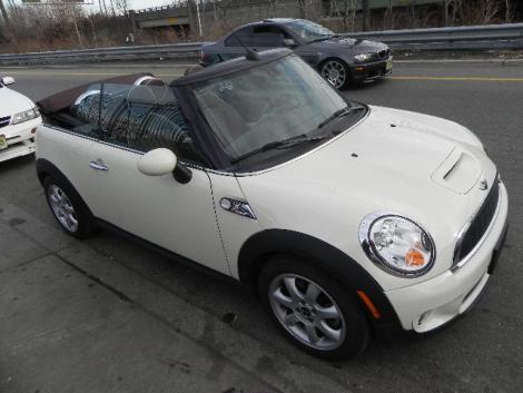 2009 mini cooper s convertible for sale in paterson nj under $17000