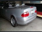 2002 Mercedes Benz CLK in CA