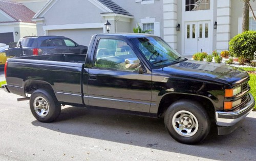 1994 Chevrolet 1500 Pickup Truck For Sale By Owner In Fl