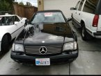 1999 Mercedes Benz SL-Class under $8000 in California