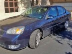 2006 Chevrolet Malibu under $4000 in California