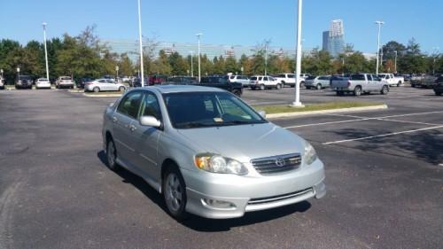 '07 Toyota Corolla S Under $5000 in VA (Portsmouth), By Dealer - Autopten.com