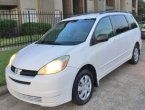 2005 Toyota Sienna under $5000 in Texas
