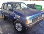 1999 Nissan Pathfinder (Blue)