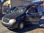 2003 KIA Sedona under $2000 in California