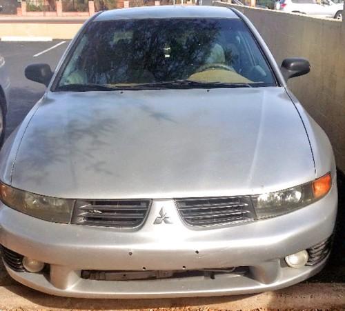 Cheap Car Tuczon AZ $1500 Or Less: Mitsubishi Galant '03