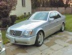 1996 Mercedes Benz 500 in Illinois
