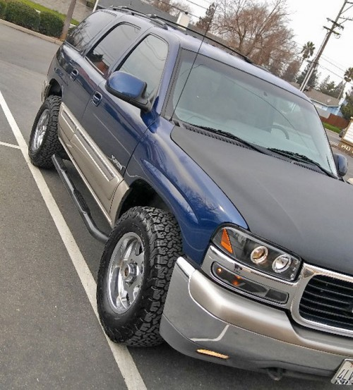 Used Toyota Under 5000: 2000 GMC Yukon, SUV $5000 Or Less, Sacramento CA, By Owner