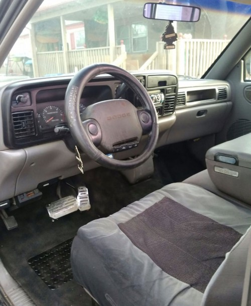 1995 Dodge Ram Pickup Truck For Sale By Owner In IA Under
