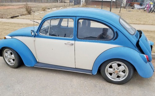 1971 volkswagen beetle coupe for sale by owner in ok under 4000. Black Bedroom Furniture Sets. Home Design Ideas