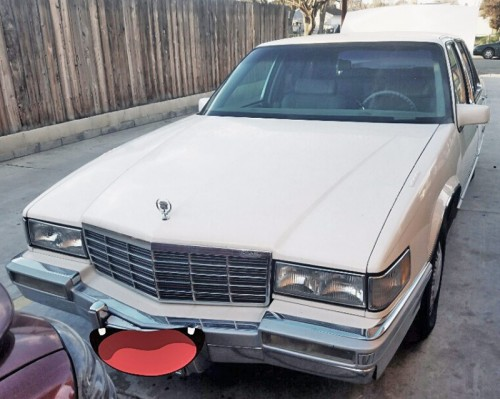 Used Cars Under 500 >> '91 Cadillac Deville, Classic Under $4K, Bakersfield CA, By Owner - Autopten.com