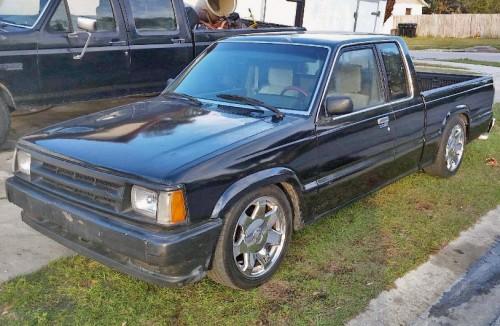 1987 mazda b series truck for sale by owner in fl under 3000. Black Bedroom Furniture Sets. Home Design Ideas