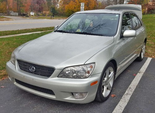 Toyota Dealers In Md >> Lexus IS 300 '02, $3000 or Less, Columbia MD, By Owner - Autopten.com