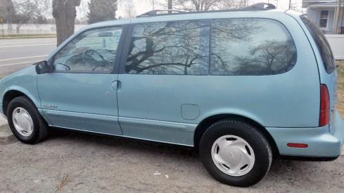 1994 Nissan Quest Minivan