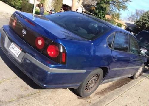 chevy impala  car   sacramento ca  owner autoptencom
