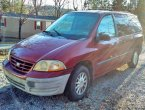 1999 Ford Windstar (Maroon)