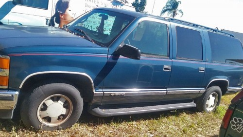 Chevy Suburban '99, 1-Owner SUV $500 or Less, Florida near ...