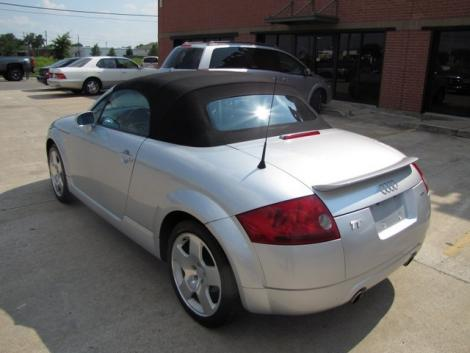 2001 audi tt quattro for sale in houston tx under 10000. Black Bedroom Furniture Sets. Home Design Ideas