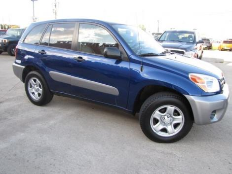 2004 Toyota Rav4 Suv For Sale In Houston Tx Under 12000