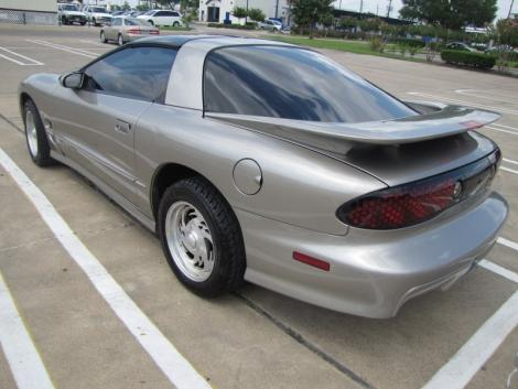 Photo #3: sports coupe: 1999 Pontiac Firebird (Pewter Metallic)
