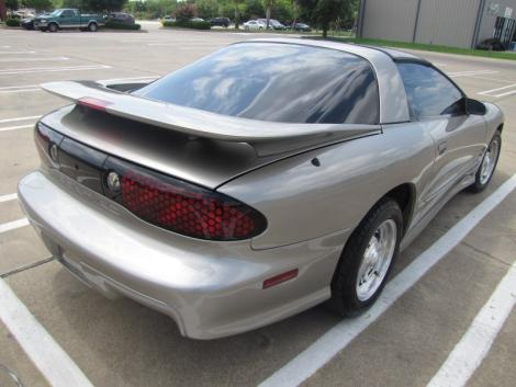 Photo #4: sports coupe: 1999 Pontiac Firebird (Pewter Metallic)