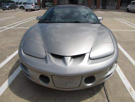 Photo #5: sports coupe: 1999 Pontiac Firebird (Pewter Metallic)