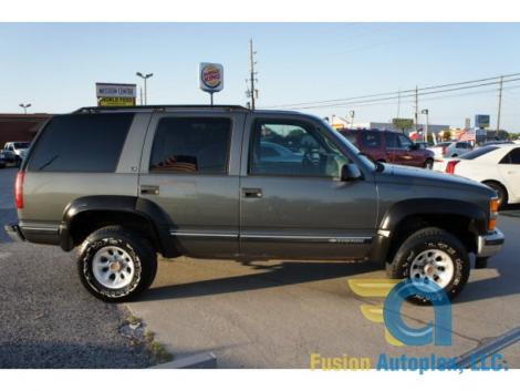1999 chevrolet tahoe 4x4 for sale in houston tx under 5000. Black Bedroom Furniture Sets. Home Design Ideas